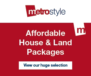Affordable House & Land by Metrostyle