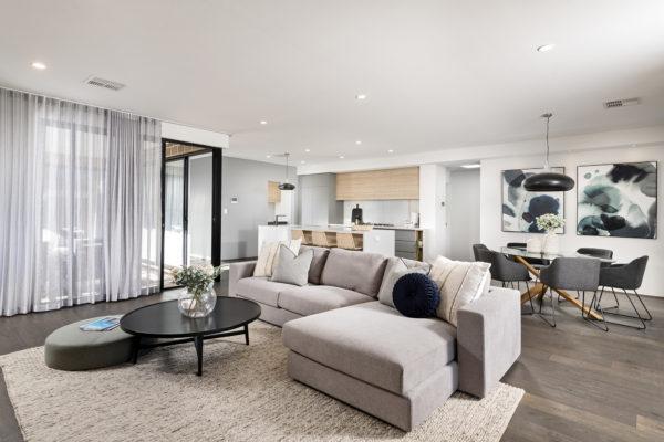 Telethon Home 2019 Open Plan Living