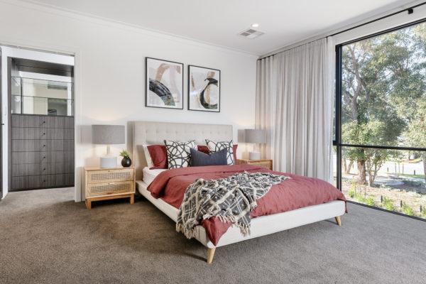 Telethon Home 2019 Master Suite