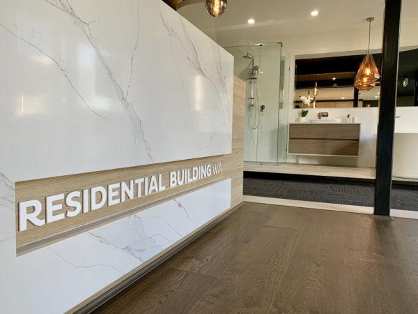 Residential Building WA Showroom