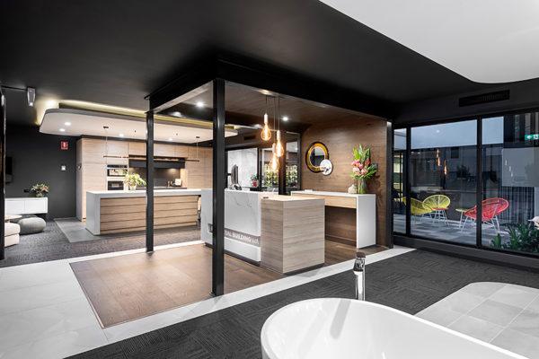 Metrostyle Home Builder Showroom