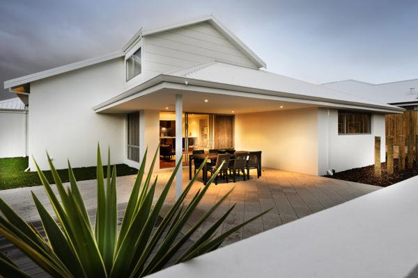 Metrostyle Homes Display Home Alfresco