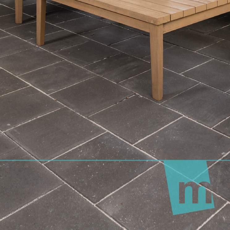 Free inclusions porch and alfresco paving